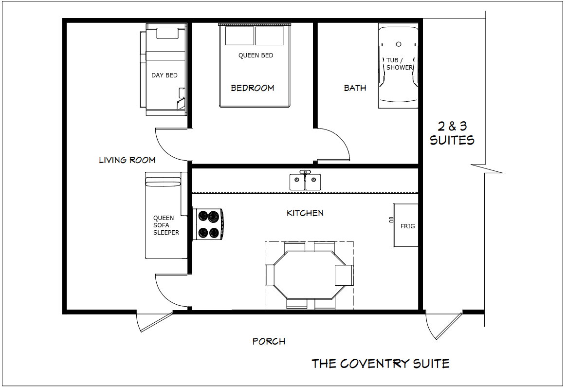The Coventry Suite